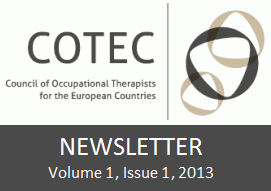 Newsletter, Vol 1, Issue 1, 2013