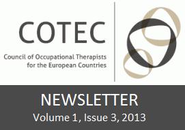 Newsletter, Vol 1, Issue 3, 2013