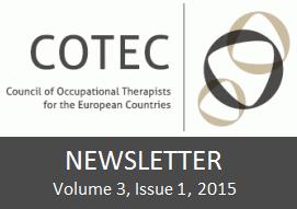 Newsletter, Vol 3, Issue 1, 2015