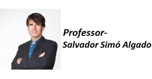 Professor-Salvador-Simó-Algado