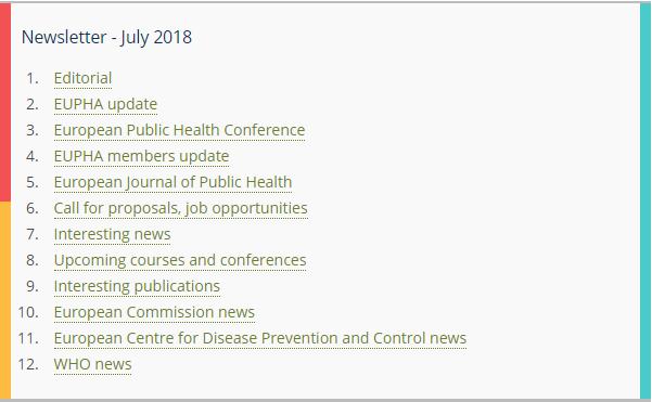interesting disease topics